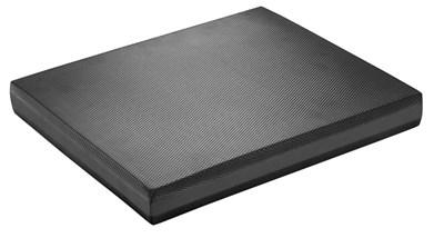 Balanční podložka Cuatro Pad, 47 x 38 x 6 cm, antracit