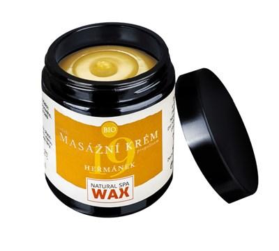 BIO masážní krém Heřmánek, 100 ml