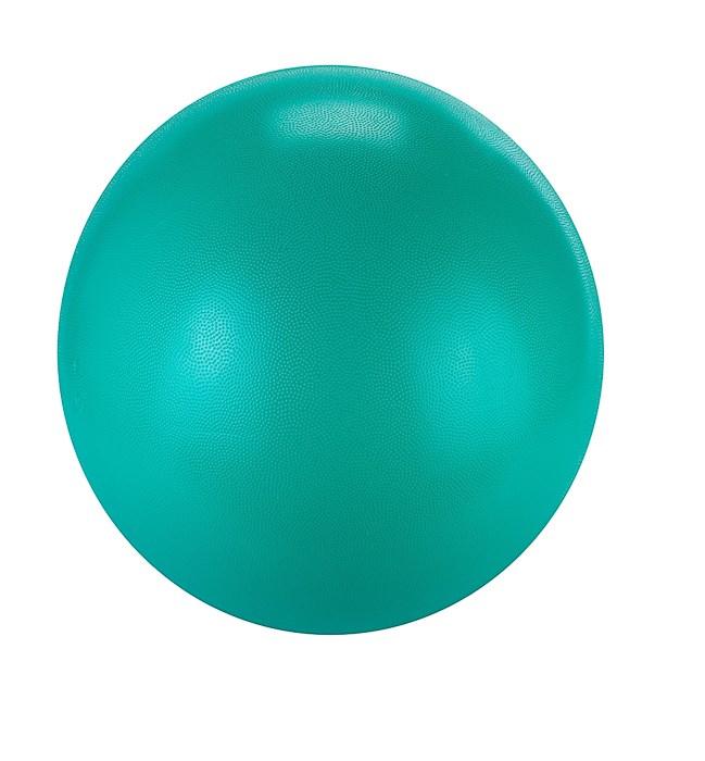 Cvičební gymnastický míč MEDI BuReBa, 55 cm, zelený, bez latexu