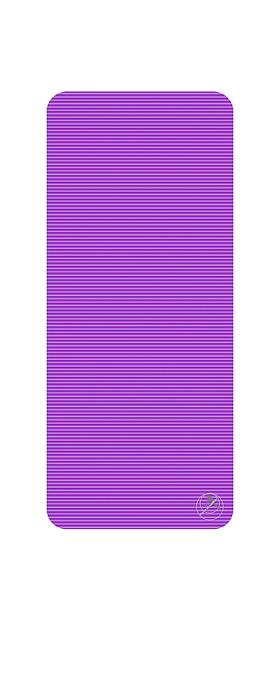 Levně Profigymmat 140 x 60 x 1 cm, fialová