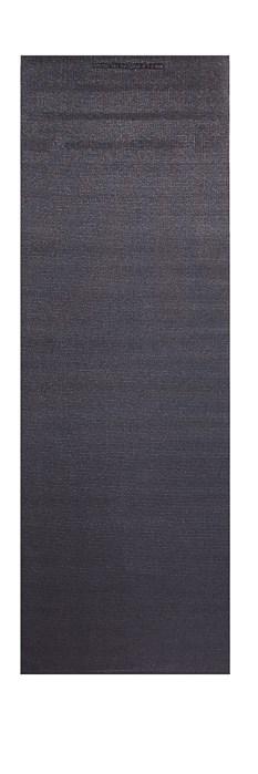 Podložka na cvičení YOGA, 180 x 60 x 0,5 cm, antracit