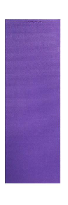 Podložka na cvičení YOGA, 180 x 60 x 0,5 cm, fialová