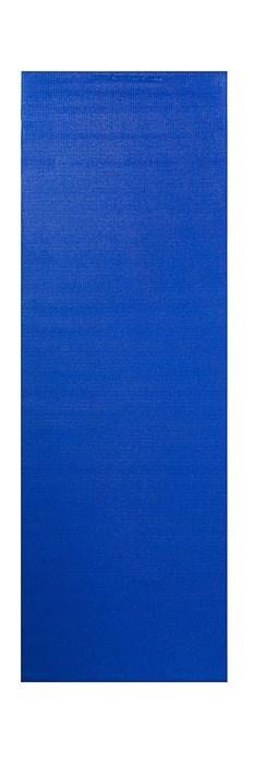 Podložka na cvičení YOGA, 180 x 60 x 0,5 cm, modrá