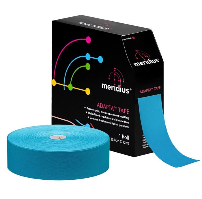 Meridius Adapta Tape, 5 cm x 32 m, modrý