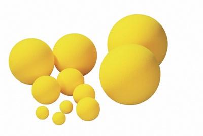Softball míček, 70 mm, 10 g