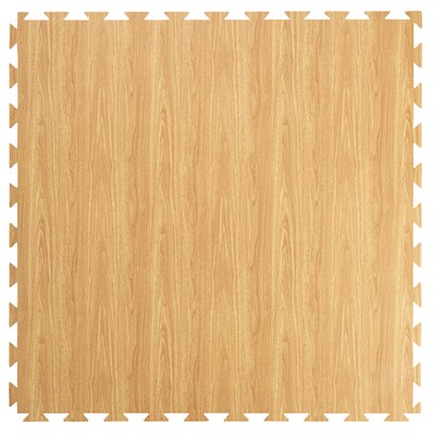 Sportovní podlaha Classico, 100 x 100 x 1,4 cm, žíhaná