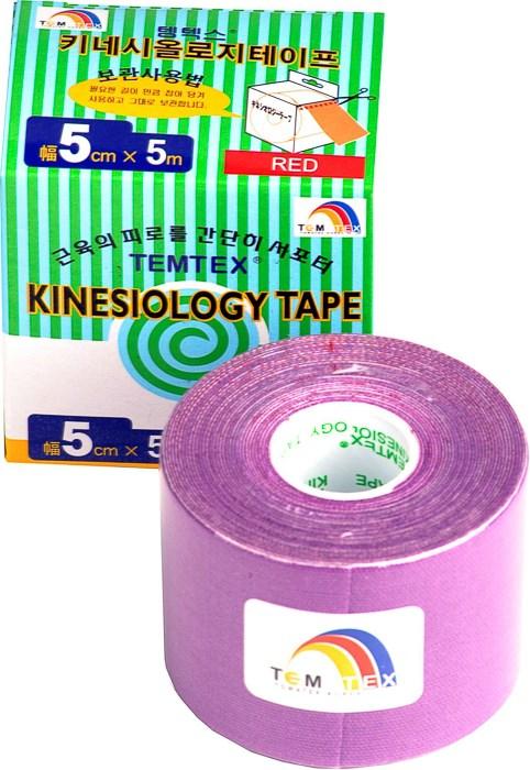 Temtex Tape Classic, 5 cm x 5 m, fialový
