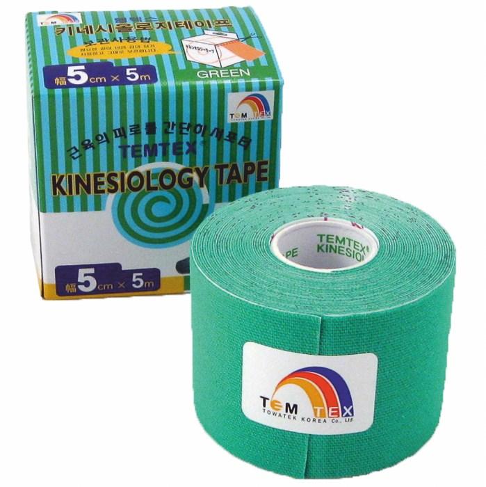 Temtex Tape Classic, 5 cm x 5 m, zelený