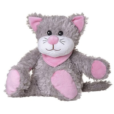 Welliebellies Hřejivý plyšák kočička
