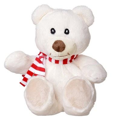 Welliebellies Malý hřejivý plyšák lední medvídek