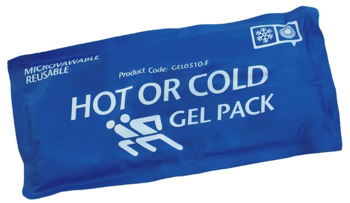 Gelový polštářek teplo/chlad Compress 25,4 x 12,7 cm