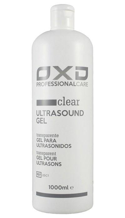 OXD ultrazvukový gel čirý, 1 l