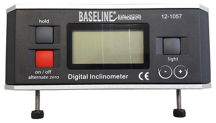 Digitální sklonoměr Baseline
