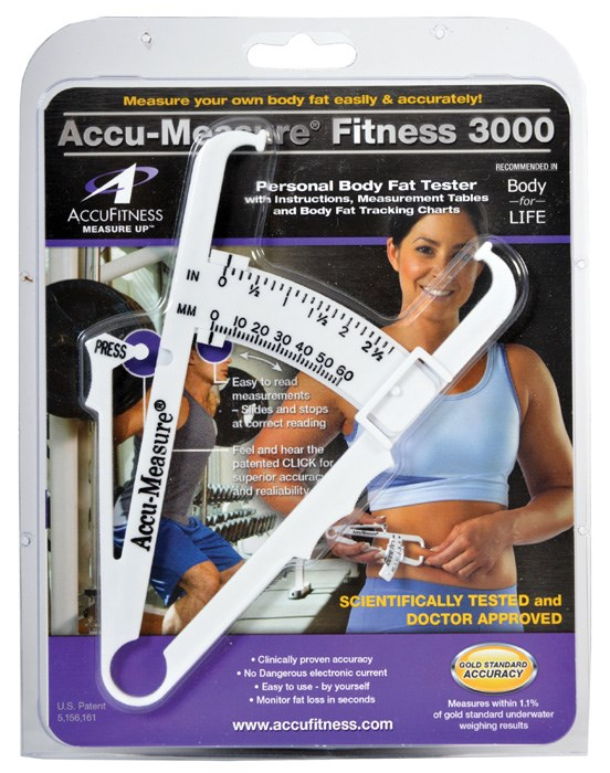 Měřidlo tělesného tuku AccuMeasure