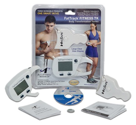 Měřidlo tělesného tuku digitální
