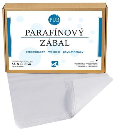 Parafínový zábal PUR 33 x 45 cm, 20 ks