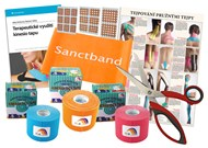 Kinesiotaping, set pro terapeuty T