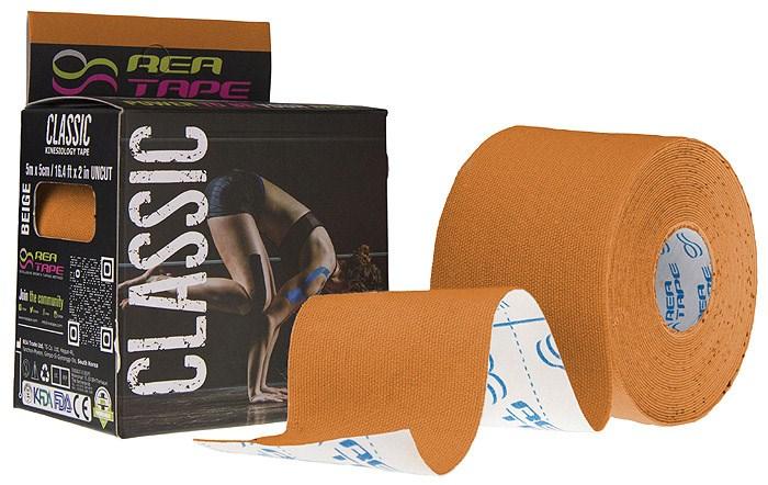 REA TAPE Classic, 5 cm x 5 m, oranžový