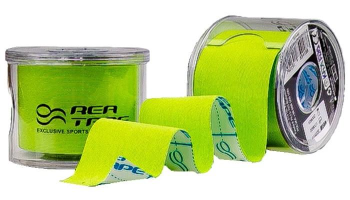 REA TAPE Premium, 5 cm x 5 m, zelený