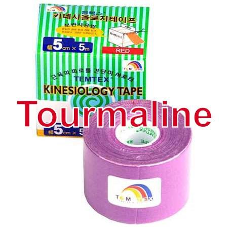 Temtex Tape Tourmaline, 5 cm x 5 m, fialový