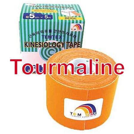 Temtex Tape Tourmaline, 5 cm x 5 m, oranžový