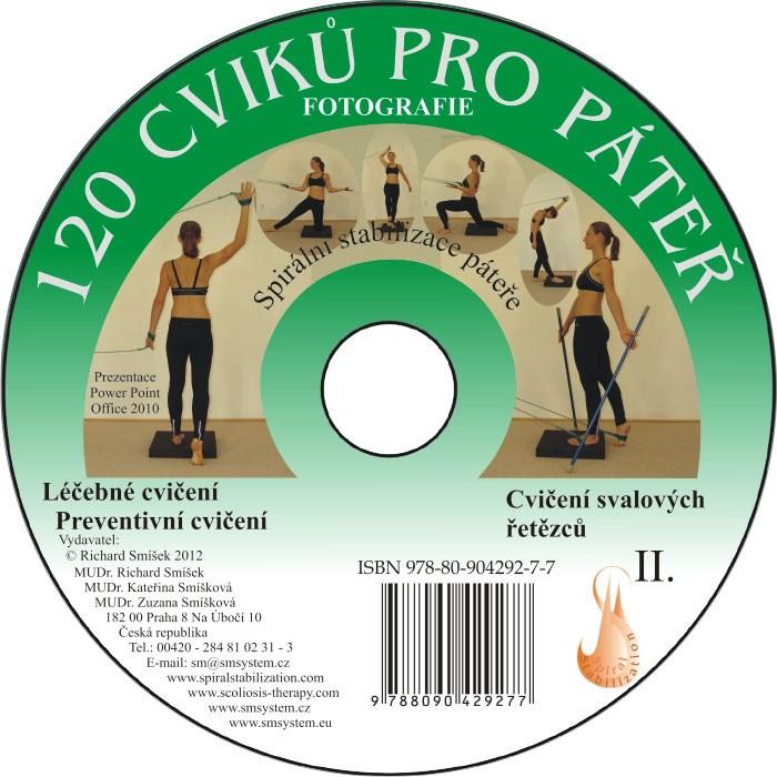 CD 120 cviků