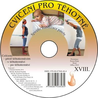 CD Cvičení pro těhotné