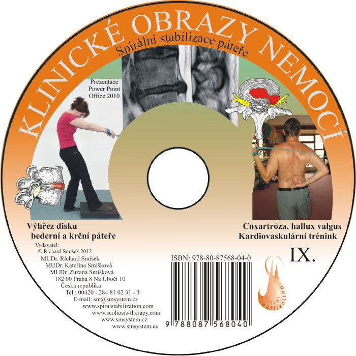 CD Klinické obrazy nemocí