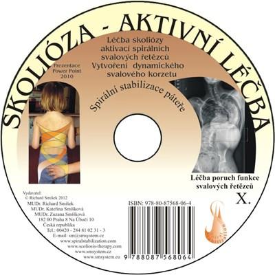 CD Skolióza - Aktivní léčba