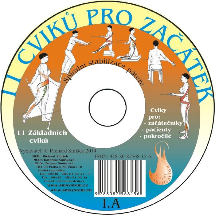 CD 11 základních cviků