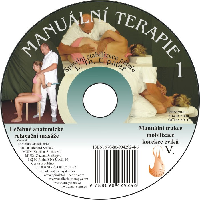 CD Manuální terapie 1