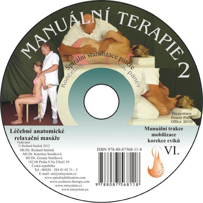 CD Manuální terapie 2