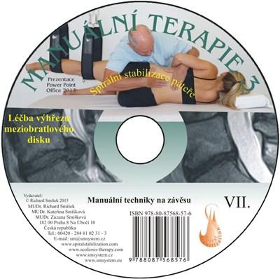CD Manuální terapie 3