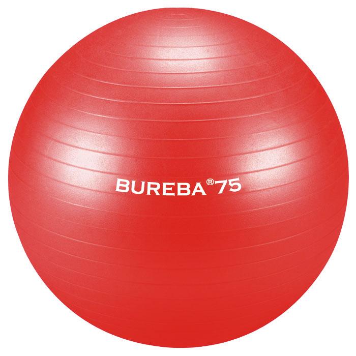 Trendy Sport Cvičební gymnastický míč MEDI BuReBa, 75 cm, červený