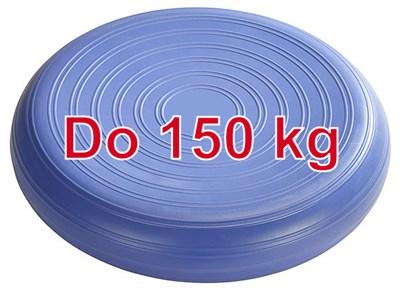 Masážní podložka Bamusta Coxim, hladká, 36 cm, fialová