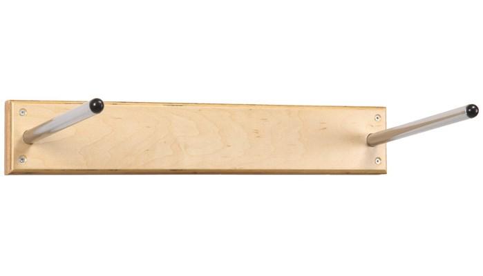 Nástěnný závěsný systém - dřevěný