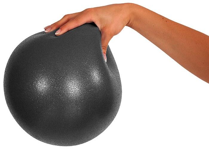 Overball Mambo, 22 cm, černý