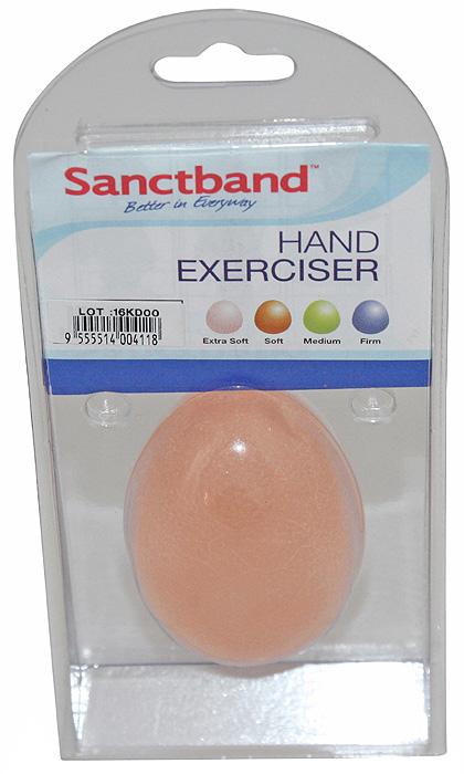 Sanctband Posilovač rukou, extra měkký, broskev