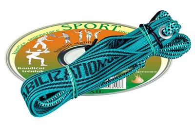 CD Sport + elastické lano SM systém 1 ks