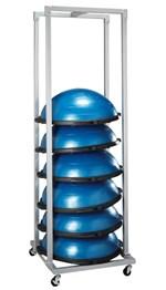 Vozík na balanční podložky Profi, univerzální - další obrázek