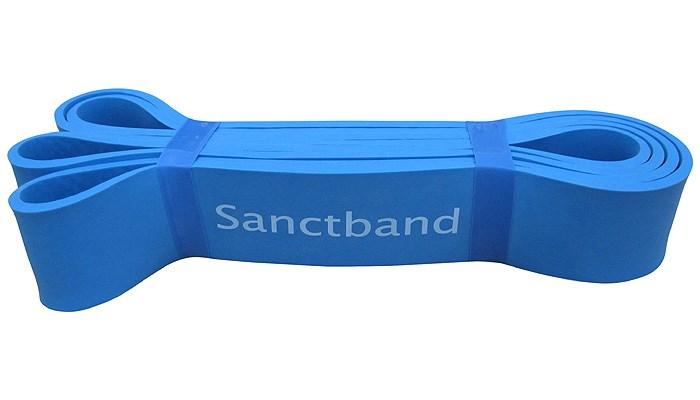 Cvičební guma Sanctband Super Loop (smyčka), borůvka, silná