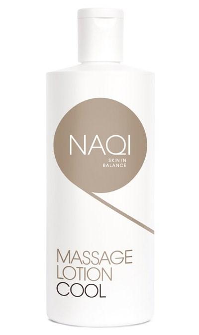 NAQI masážní emulze Chladivá, 500 ml