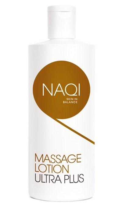 NAQI masážní emulze Hřejivá, 500 ml