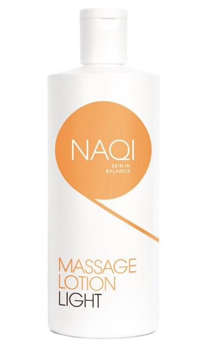 NAQI masážní emulze Light, 500 ml