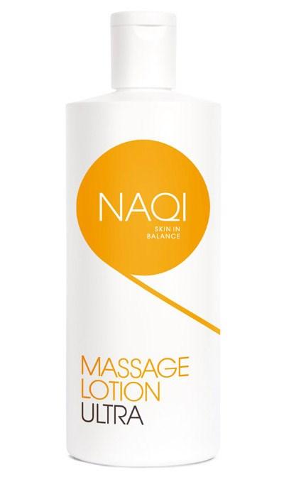 NAQI masážní emulze Ultra, 500 ml