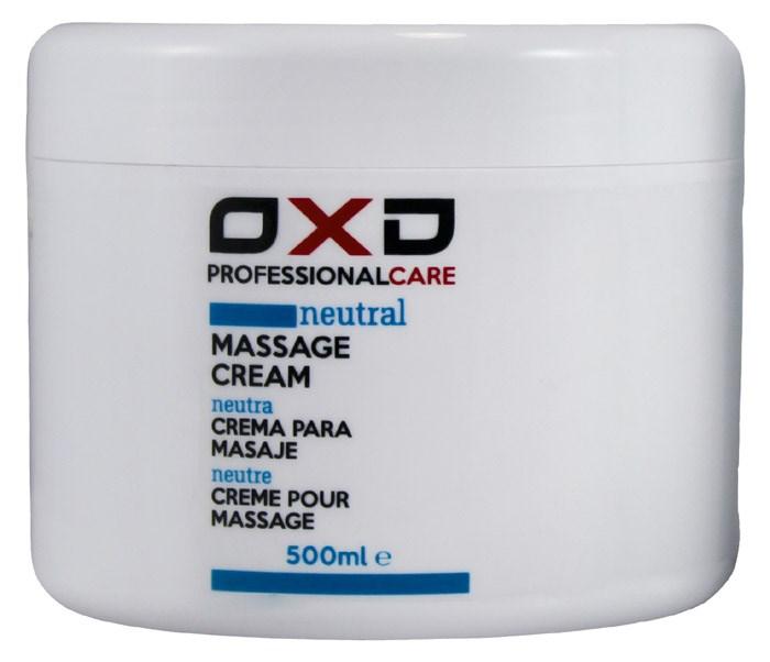 OXD masážní krém Neutral, 500 ml