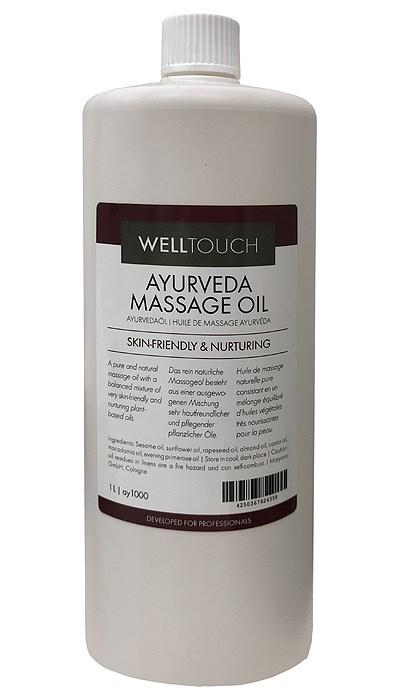 Ájurvédský masážní olej, 1 l