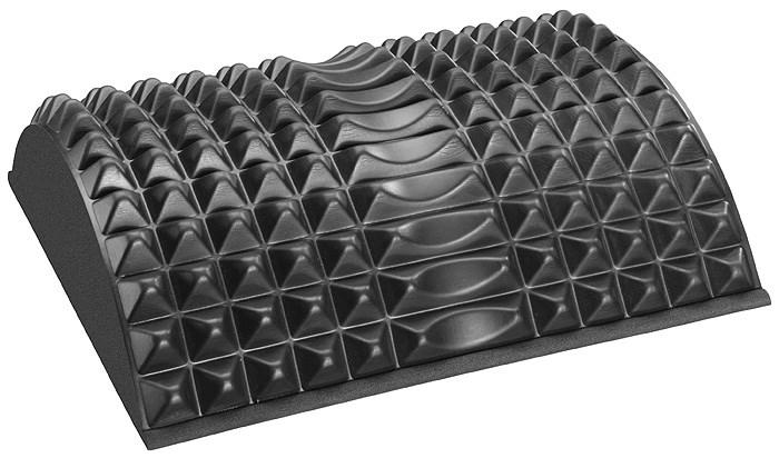 Balanční a masážní půlválec Trendy Ponte 30,5 x 30,5 x 10 cm antracit