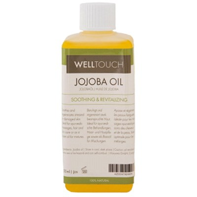 Jojobový olej, lisovaný za studena, 250 ml