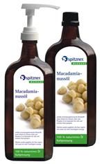 Masážní olej panenský makadamový, 500 ml - další obrázek